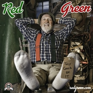 Red Green at the Lied Center for Performing Arts, April 30, 2019.
