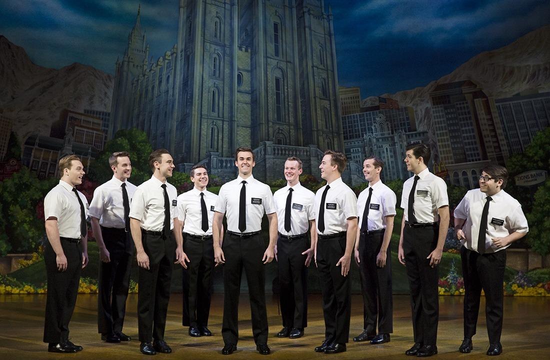 The Book Of Mormon Company