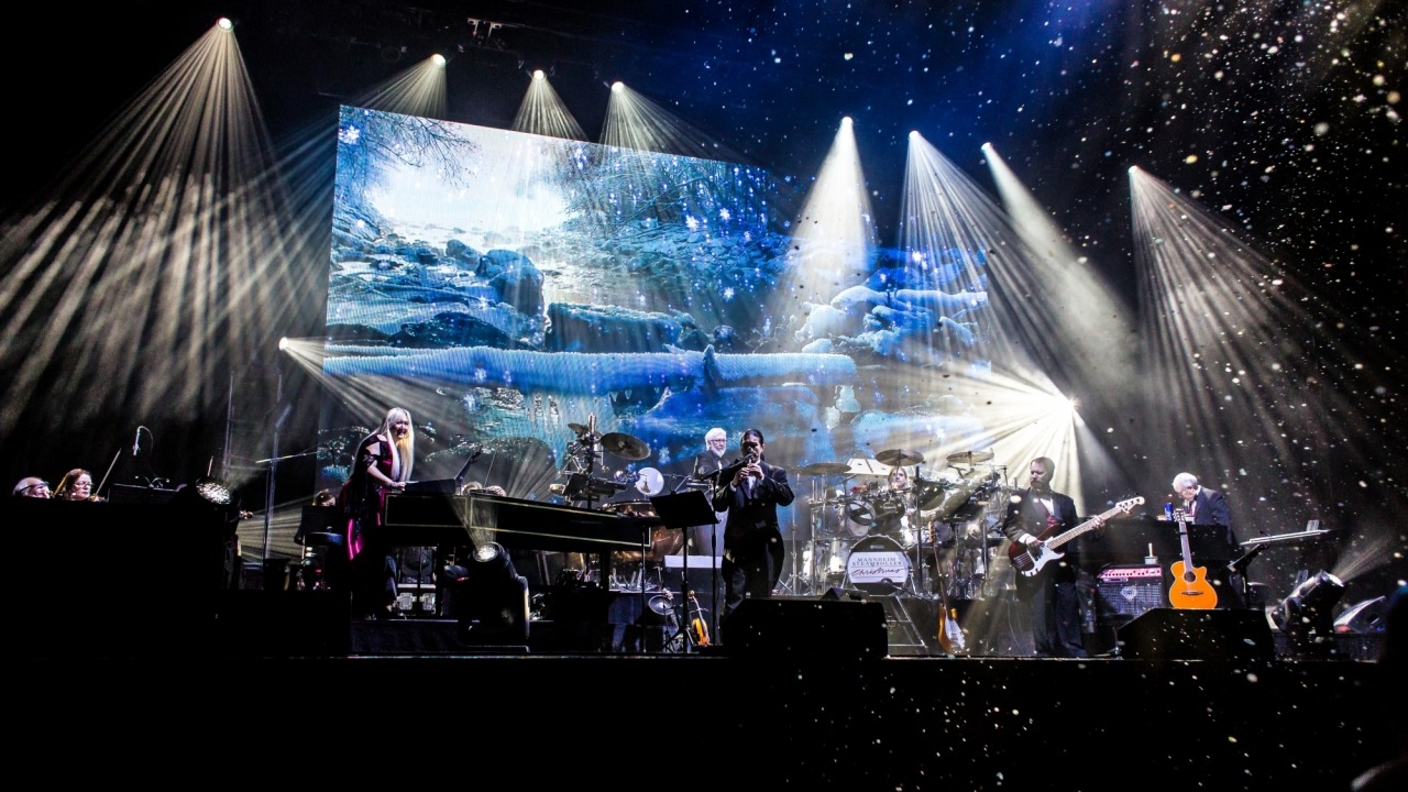 Mannheim Steamroller Christmas By Chip Davis | Lied Center for ...