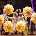 Monty Python's Spamalot at the Lied Center for Performing Arts Lincoln, NE, November 2-3, 2018