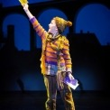 Ryan Umbarila as Charlie Bucket. Roald Dahl's CHARLIE AND THE CHOCOLATE FACTORY. Photo by Jeremy Daniel.