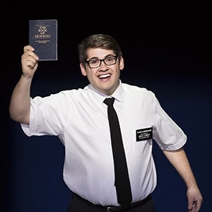 Conner Peirson - The Book of Mormon (c) Julieta Cervantes 2017