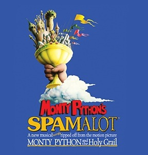 Monty Python's Spamalot at the Lied Center for Performing Arts, Lincoln, NE November 2-3 2018