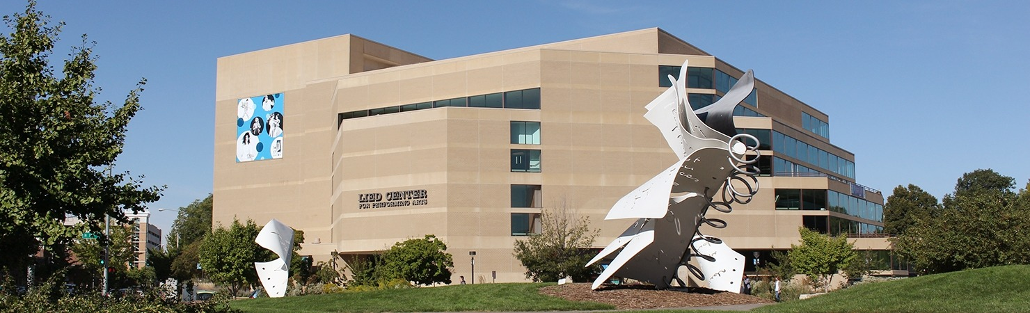 Image of the Lied Center for Performing Arts, Lincoln, NE