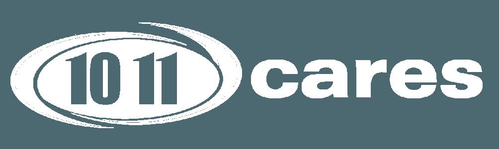 KOLN 10/11 cares logo