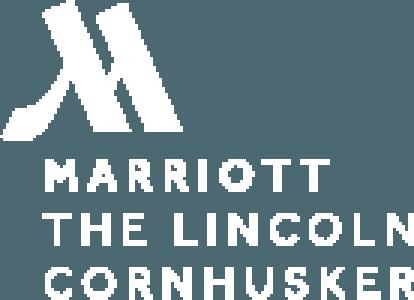 Marriott The Lincoln Cornhusker Logo.