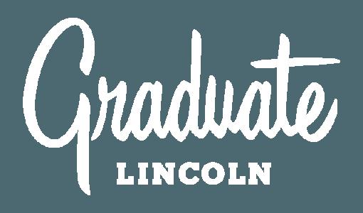 The Graduate Lincoln Logo.
