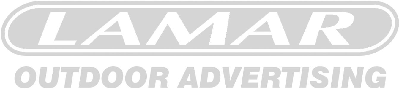Lamar Outdoor Advertising logo.