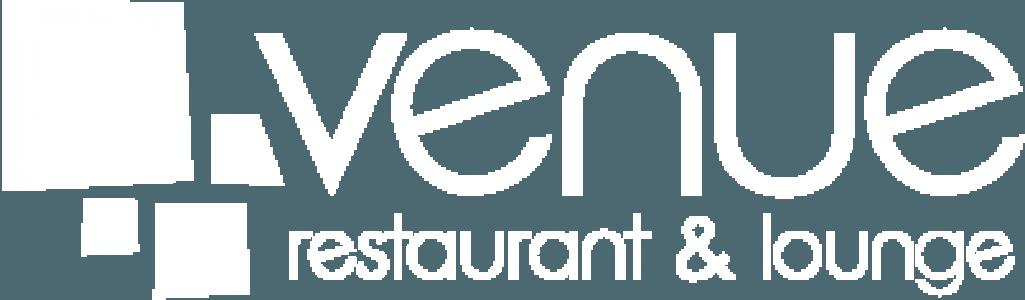 The Venue logo.