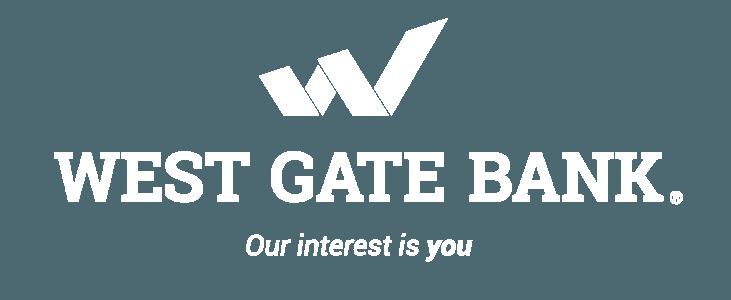 West Gate Bank Logo