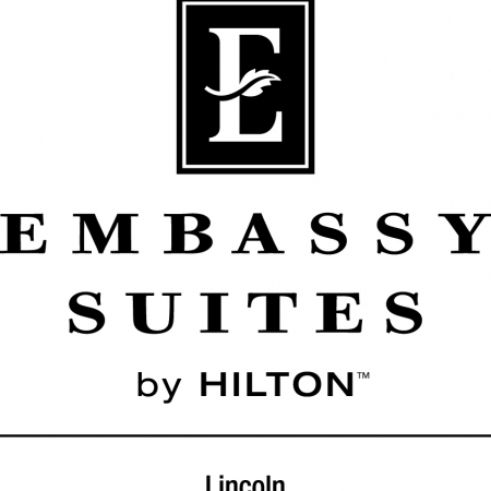 Logo for Embassy Suites by Hilton in Lincoln