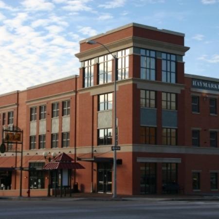Image of Haymarket Garage building